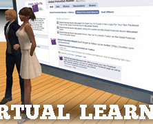 Virtual Learning Environment – A Snapshot